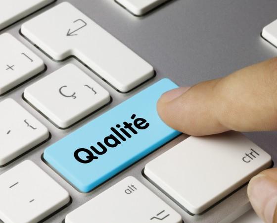 Démarche qualité